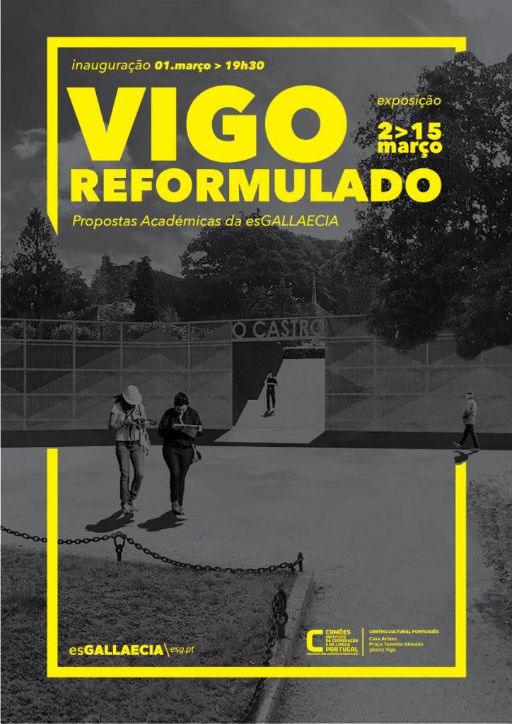 Cartaz Vigo Reformulado, Propostas Académicas da esGallaecia
