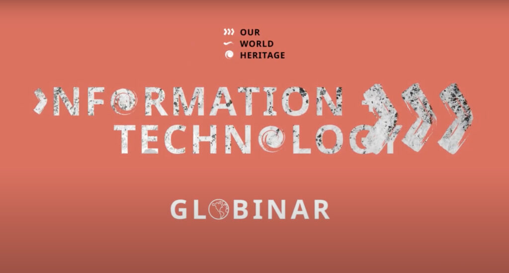 Globinar OUR WOLD HERITAGE