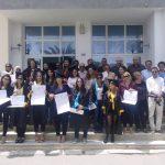 Cerimónia de Entrega de Diplomas da 1ª Edição, ESSTED, Tunis, Tunísia