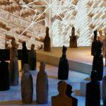 Inauguração da Exposição Identités Fluides: Histoire de la Méditerranée, Trienal de Milão