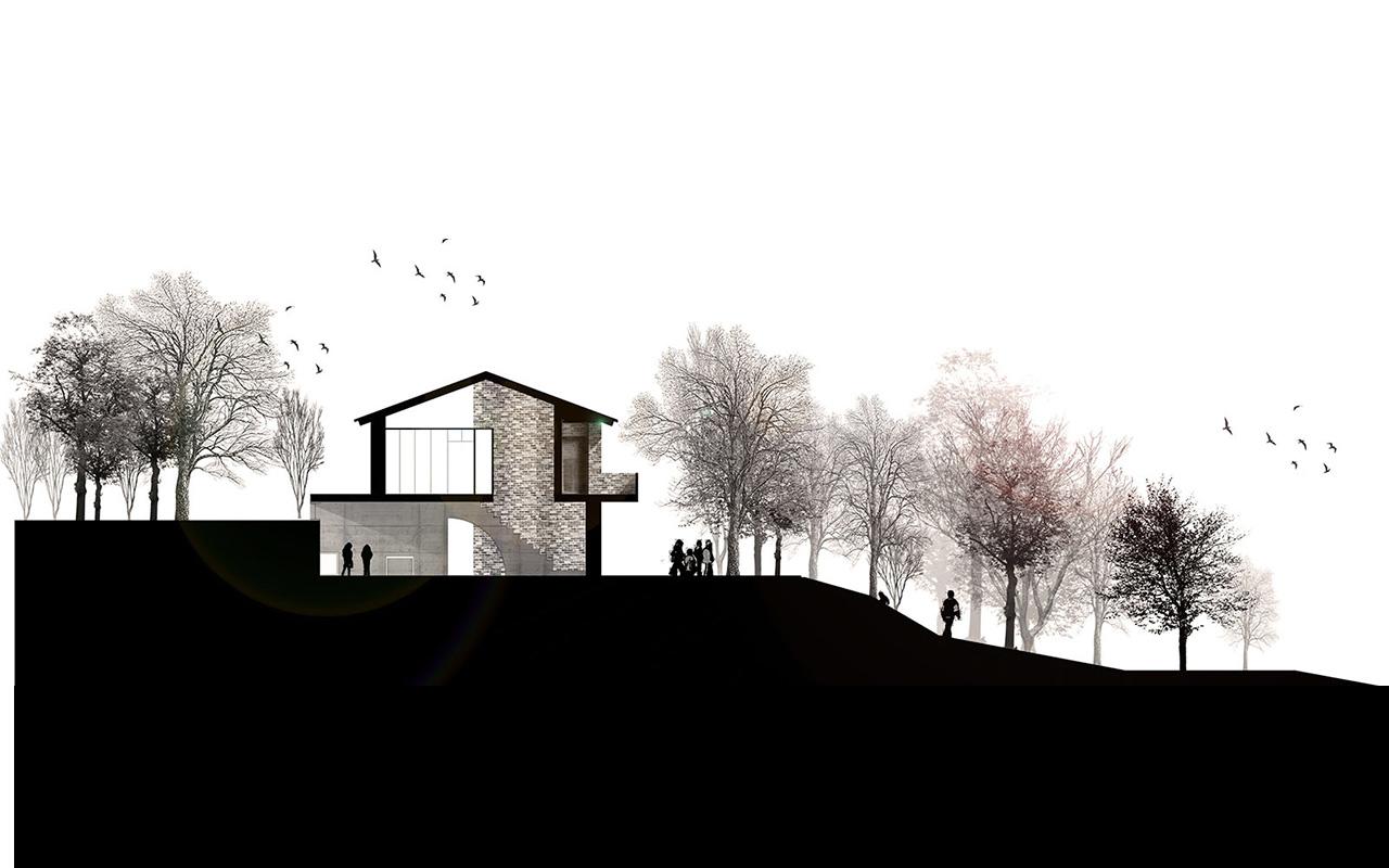 Projeto de Arquitetura com Photoshop