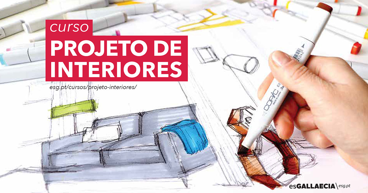 Curso de Projeto de Interiores